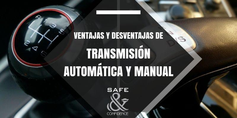 Automático o estándar, ¿qué auto me conviene más?