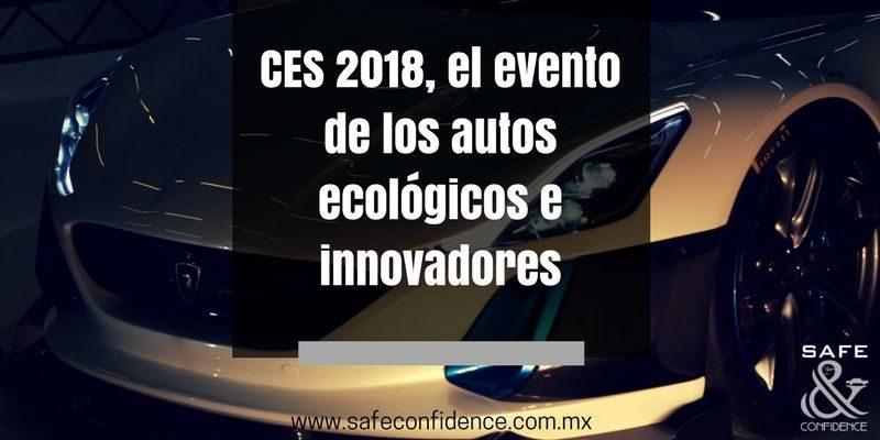 El CES 2018 nos acerca al futuro de los autos inteligentes