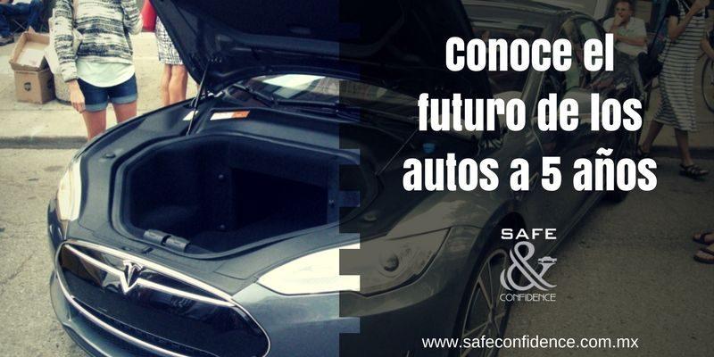 ¿Estamos preparados para los autos del futuro?