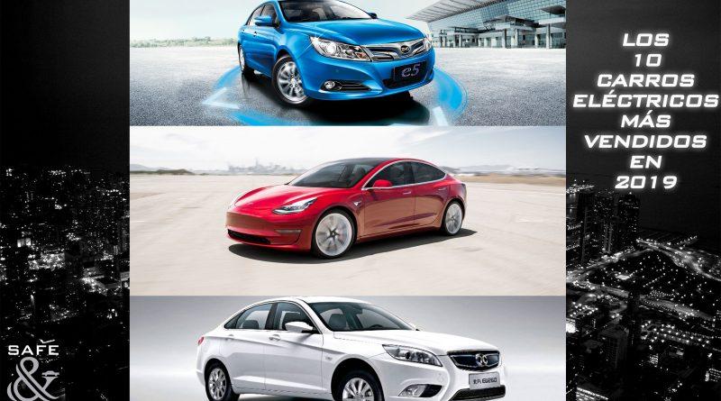 Los diez autos eléctricos más vendidos en 2019