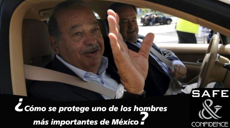 ¿Cómo es la seguridad privada de Carlos Slim?