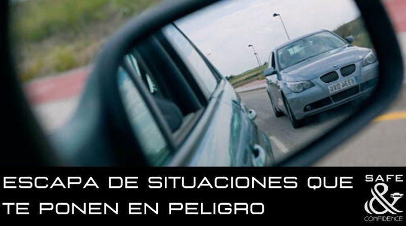 Consejos de conducción defensiva en casos de riesgo
