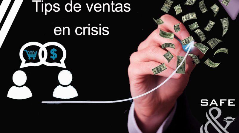 Tips de venta en crisis