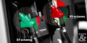¿Cuál es la diferencia entre gasolina Magna o Premium?
