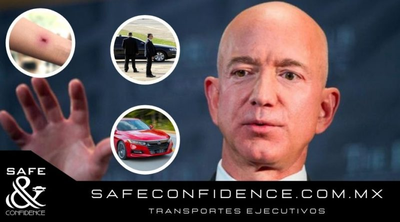 Seguridad privada de Jeff Bezos - Safe&confidence
