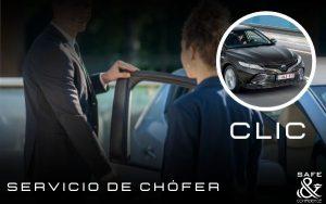 Servicio de chófer cdmx