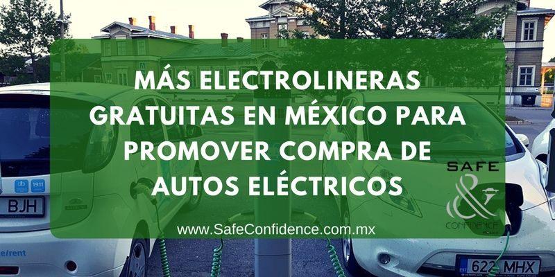más-electrolineras-gratuitas-en-México-para-promover-compra-de-autos-eléctricos-cdmx-cero-emision