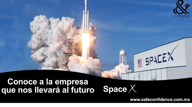 Conoce a la compañía que nos llevará al futuro Space X
